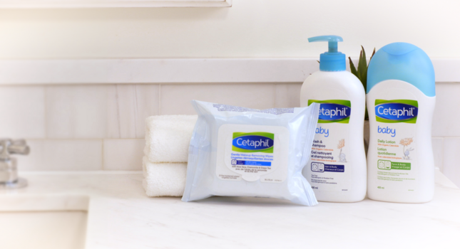 Loved by Families - Cetaphil Canada