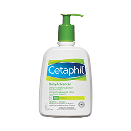 Lotion hydratante ultra Cetaphil, 473 mL - avant