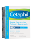 Cetaphil Gentle Cleansing Bar, 3pk - front